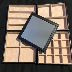 Storage & Organization - Jewelry organizer tray